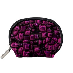 Metalart 23 Pink Accessory Pouches (Small)