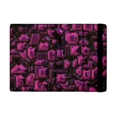 Metalart 23 Pink iPad Mini 2 Flip Cases