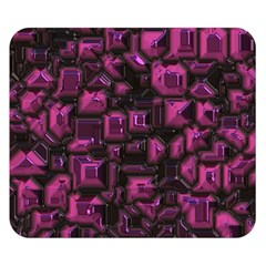 Metalart 23 Pink Double Sided Flano Blanket (Small)