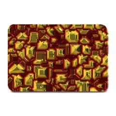 Metalart 23 Red Yellow Plate Mats