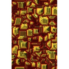 Metalart 23 Red Yellow 5 5  X 8 5  Notebooks