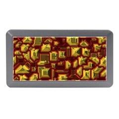 Metalart 23 Red Yellow Memory Card Reader (Mini)