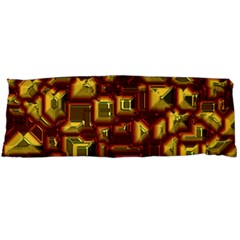 Metalart 23 Red Yellow Body Pillow Cases (Dakimakura)