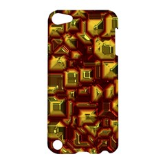 Metalart 23 Red Yellow Apple iPod Touch 5 Hardshell Case