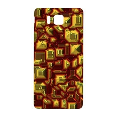 Metalart 23 Red Yellow Samsung Galaxy Alpha Hardshell Back Case