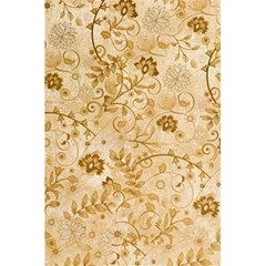 Flower Pattern In Soft  Colors 5 5  X 8 5  Notebooks