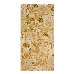 Flower Pattern In Soft  Colors Shower Curtain 36  X 72  (stall)