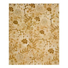 Flower Pattern In Soft  Colors Shower Curtain 60  x 72  (Medium)