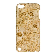 Flower Pattern In Soft  Colors Apple iPod Touch 5 Hardshell Case