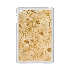 Flower Pattern In Soft  Colors iPad Mini 2 Enamel Coated Cases