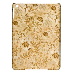 Flower Pattern In Soft  Colors iPad Air Hardshell Cases