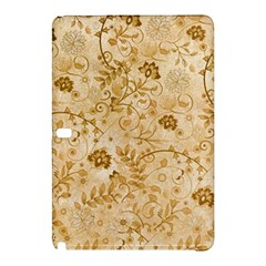 Flower Pattern In Soft  Colors Samsung Galaxy Tab Pro 12.2 Hardshell Case