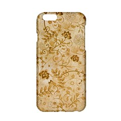 Flower Pattern In Soft  Colors Apple iPhone 6/6S Hardshell Case
