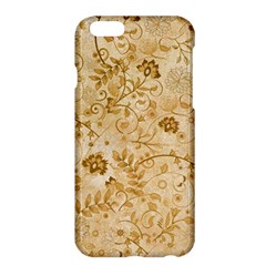 Flower Pattern In Soft  Colors Apple iPhone 6/6S Plus Hardshell Case