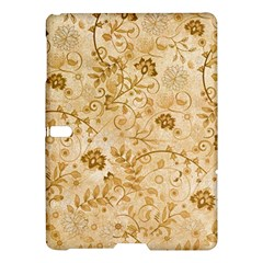 Flower Pattern In Soft  Colors Samsung Galaxy Tab S (10.5 ) Hardshell Case