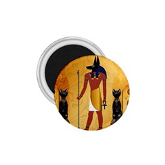 Anubis, Ancient Egyptian God Of The Dead Rituals  1 75  Magnets