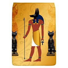 Anubis, Ancient Egyptian God Of The Dead Rituals  Flap Covers (S)