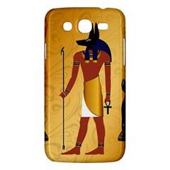 Anubis, Ancient Egyptian God Of The Dead Rituals  Samsung Galaxy Mega 5.8 I9152 Hardshell Case