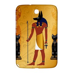 Anubis, Ancient Egyptian God Of The Dead Rituals  Samsung Galaxy Note 8.0 N5100 Hardshell Case