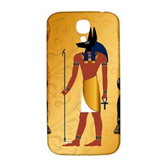 Anubis, Ancient Egyptian God Of The Dead Rituals  Samsung Galaxy S4 I9500/I9505  Hardshell Back Case