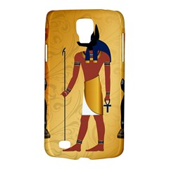 Anubis, Ancient Egyptian God Of The Dead Rituals  Galaxy S4 Active