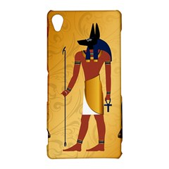 Anubis, Ancient Egyptian God Of The Dead Rituals  Sony Xperia Z3