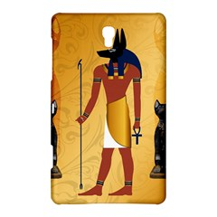 Anubis, Ancient Egyptian God Of The Dead Rituals  Samsung Galaxy Tab S (8 4 ) Hardshell Case