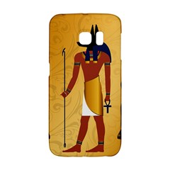 Anubis, Ancient Egyptian God Of The Dead Rituals  Galaxy S6 Edge