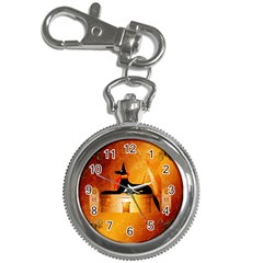 Anubis, Ancient Egyptian God Of The Dead Rituals  Key Chain Watches