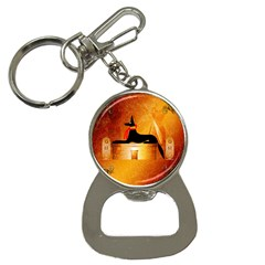 Anubis, Ancient Egyptian God Of The Dead Rituals  Bottle Opener Key Chains
