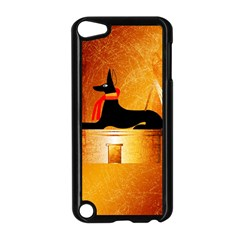 Anubis, Ancient Egyptian God Of The Dead Rituals  Apple iPod Touch 5 Case (Black)