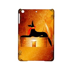 Anubis, Ancient Egyptian God Of The Dead Rituals  iPad Mini 2 Hardshell Cases