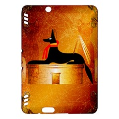 Anubis, Ancient Egyptian God Of The Dead Rituals  Kindle Fire HDX Hardshell Case