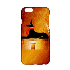 Anubis, Ancient Egyptian God Of The Dead Rituals  Apple iPhone 6/6S Hardshell Case