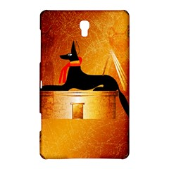 Anubis, Ancient Egyptian God Of The Dead Rituals  Samsung Galaxy Tab S (8.4 ) Hardshell Case