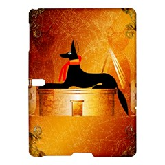 Anubis, Ancient Egyptian God Of The Dead Rituals  Samsung Galaxy Tab S (10.5 ) Hardshell Case