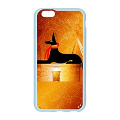 Anubis, Ancient Egyptian God Of The Dead Rituals  Apple Seamless iPhone 6 Case (Color)