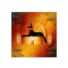 Anubis, Ancient Egyptian God Of The Dead Rituals  Satin Bandana Scarf
