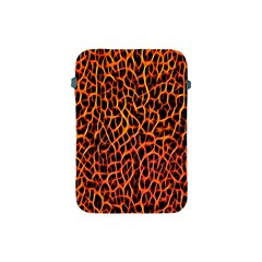 Lava Abstract Pattern  Apple iPad Mini Protective Soft Cases
