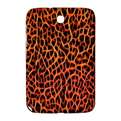 Lava Abstract Pattern  Samsung Galaxy Note 8.0 N5100 Hardshell Case