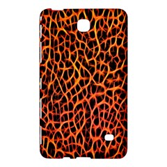 Lava Abstract Pattern  Samsung Galaxy Tab 4 (7 ) Hardshell Case
