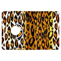 Brown Cheetah Abstract  Kindle Fire HDX Flip 360 Case