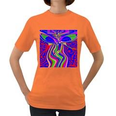 Transcendence Evolution Women s Dark T-Shirt