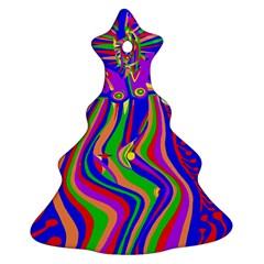Transcendence Evolution Ornament (christmas Tree)