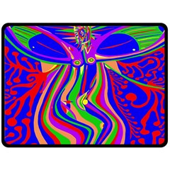 Transcendence Evolution Double Sided Fleece Blanket (Large)