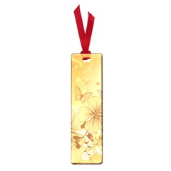 Wonderful Flowers With Butterflies Small Book Marks