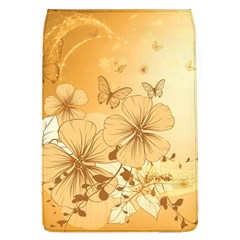 Wonderful Flowers With Butterflies Flap Covers (L)
