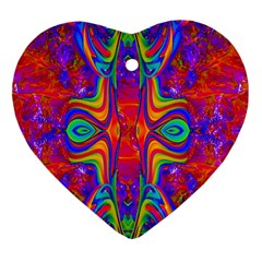 Abstract 1 Ornament (heart)