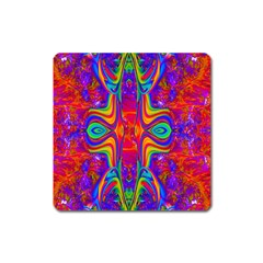 Abstract 1 Square Magnet