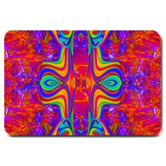 Abstract 1 Large Doormat